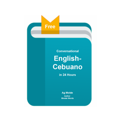 conversational english cebuano in 24 hours free